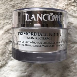 Lancôme Primordial Night skin recharge